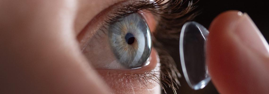 Commandes des lentilles kératocône